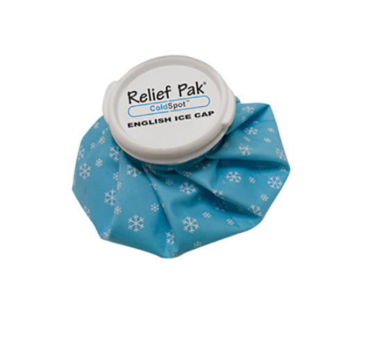 Relief Pak English Ice Cap Reusable Cold Compress