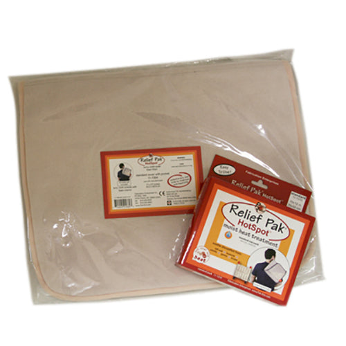 HotSpot Moist Heat Pack and Cover Set Standard Pack
