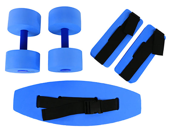 CanDo® Deluxe Aquatic Exercise Kit