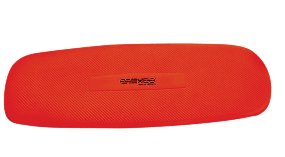 "CanDo Exercise Mat - 24"" x 72"" x 0.6"" - 1 - Red"