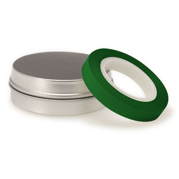 Surgical Instrument Marking Tape - Dark Green