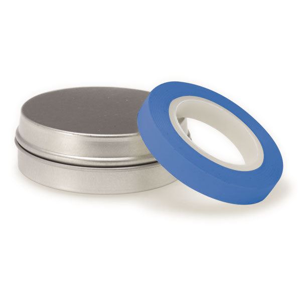 Surgical Instrument Marking Tape - Light Blue