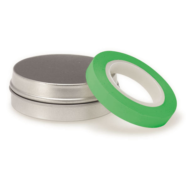 Surgical Instrument Marking Tape - Light Green