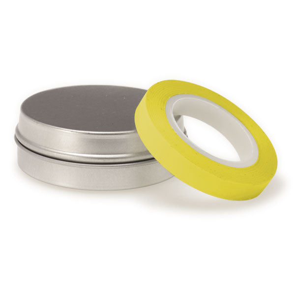 Surgical Instrument Marking Tape - Yellow