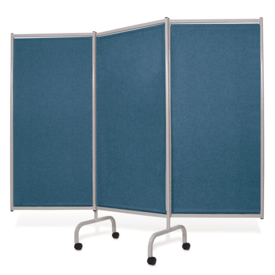 Premium Three-Panel Privacy Screen