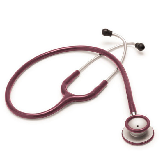"Ultralite Stethoscope - 31"" L - Burgundy"