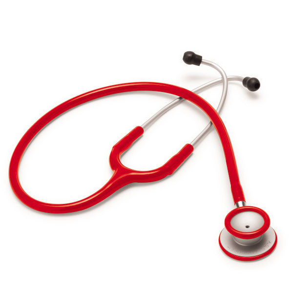 "Ultralite Stethoscope - 31"" L - Red"