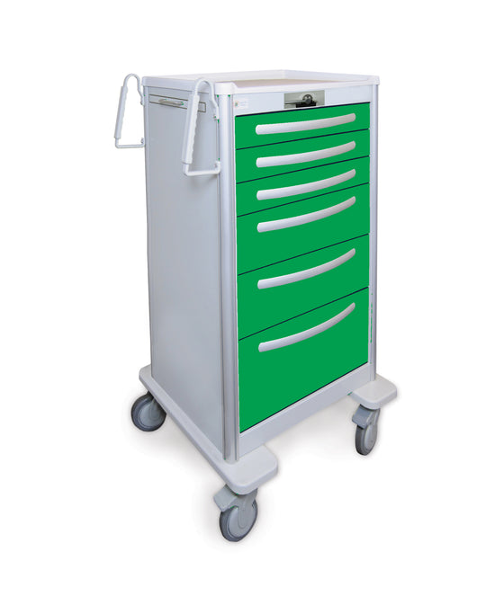 Med Jr Aluminum Cart