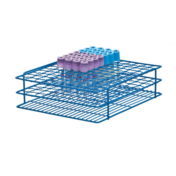 Jumbo Wire Tube Racks - Blue For 13mm Tubes