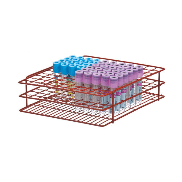 Jumbo Wire Tube Racks - Red For 13mm Tubes