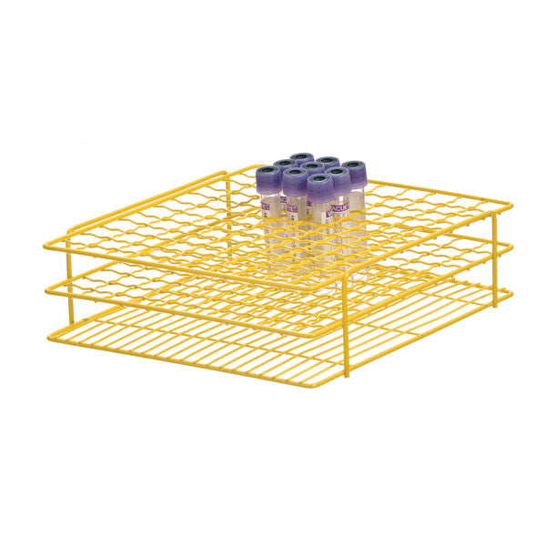 Jumbo Wire Tube Racks - Yellow For 13mm Tubes