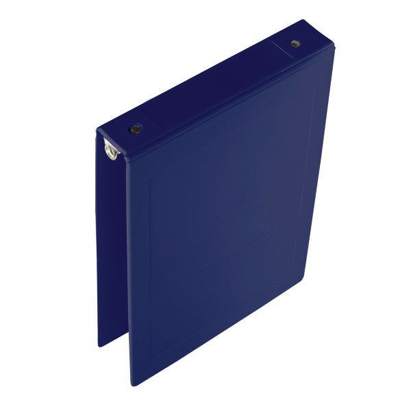 "1.5"" Top Open Molded Medical Ring Binder - Blue"