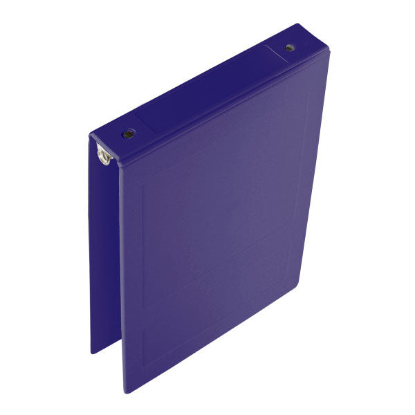 "1.5"" Top Open Molded Medical Ring Binder - Lilac"
