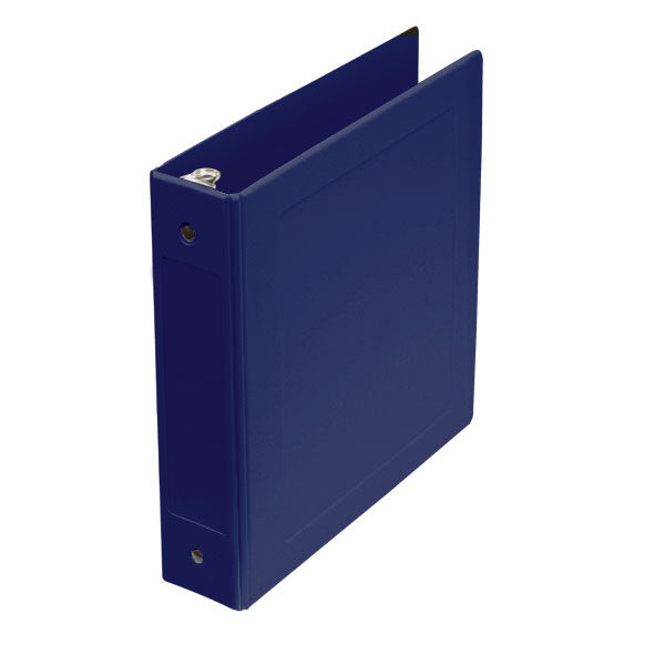 "2"" Side Open Molded Medical Ring Binder - Blue"