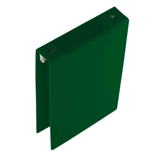 "2"" Top Open Molded Medical Ring Binder - Forest Green"