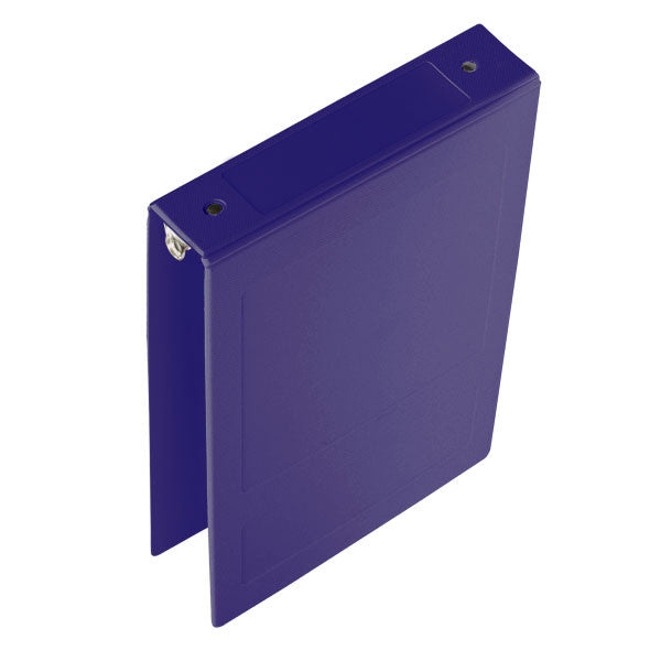 "2"" Top Open Molded Medical Ring Binder - Lilac"