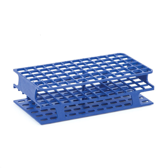 Full-Size Freezer Tube Rack - Blue - For 16mm Tubes
