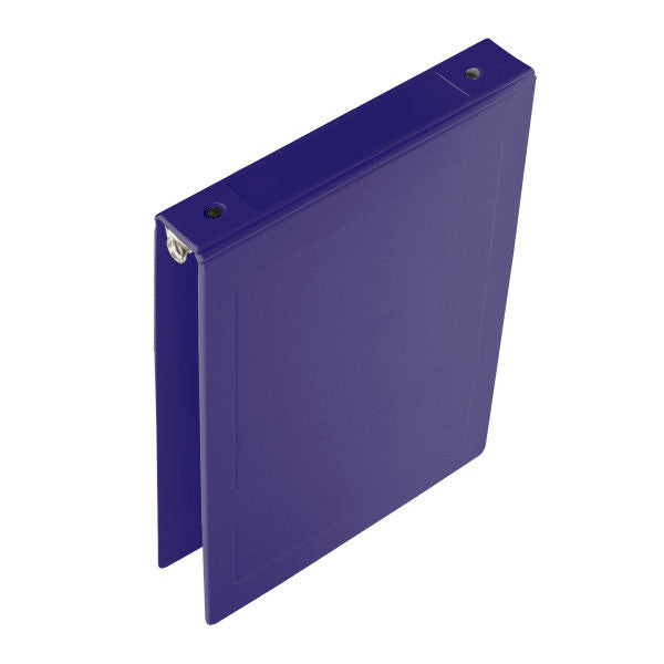 "1"" Top Open Molded Medical Ring Binder - Lilac"