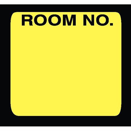Room Number Labels