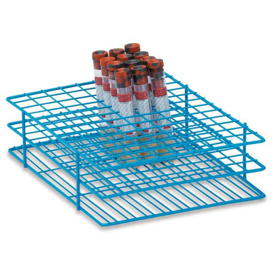 16mm Tube Rack for 10mL Test Tubes - Large