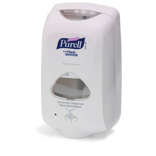Purell Tfx Automatic Hand Sanitizer Dispenser Wall Mount Ceilblue