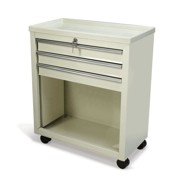 Bedside Medical Carts - 3 Drawers