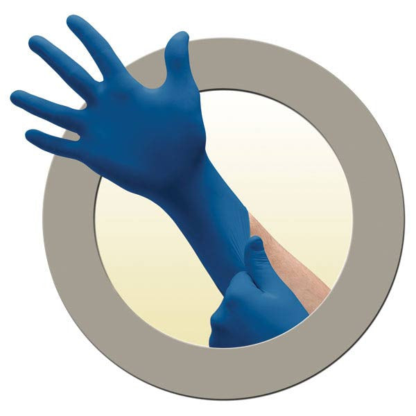 Microflex UltraSense Nitrile Medical Gloves - Large