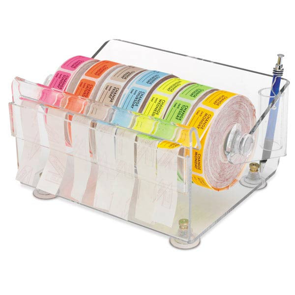 Pre-Cut Label Dispenser