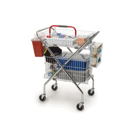 Lightweight Phlebotomy Cart -