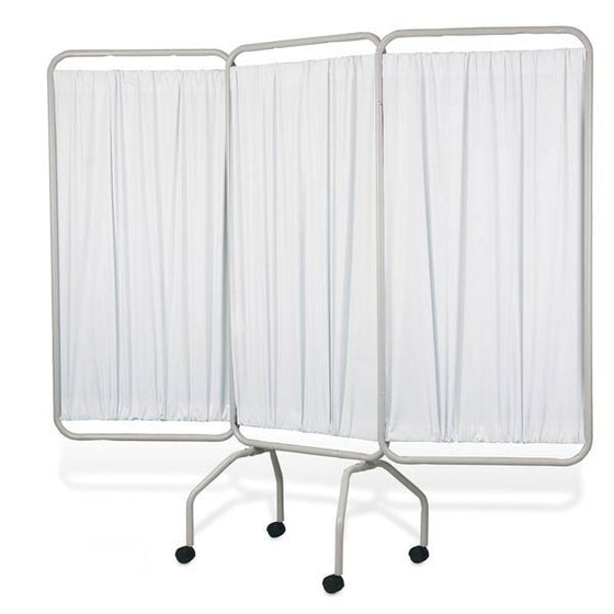 Three-Panel Folding Privacy Screen