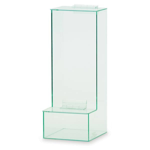 Green Acrylic Culture Tube Dispensers