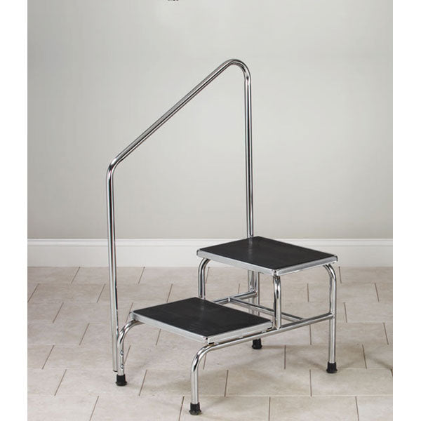 Bariatric Step Stool with 2 Steps