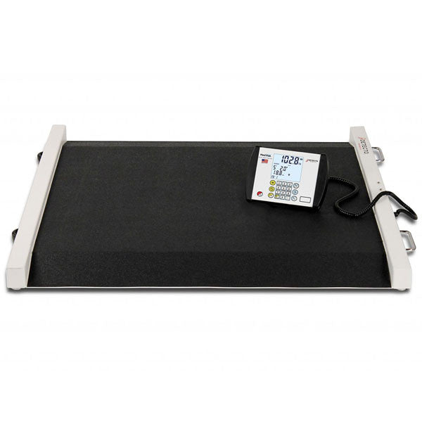 Detecto Portable Bariatric Wheelchair Scale -