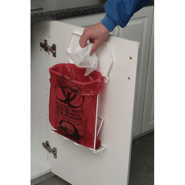 Biohazard Bags - Pack of 200 - 1-Gallon