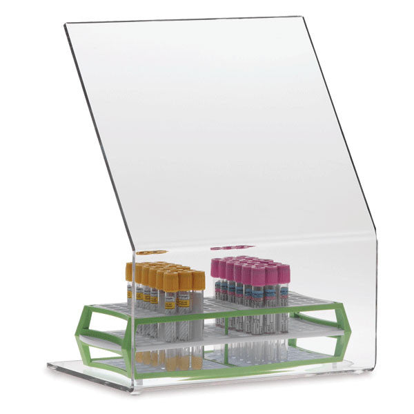 Side-Loading Acrylic Glove Box Holder | CeilBlue
