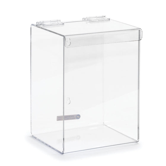 Face Mask Acrylic Dispenser
