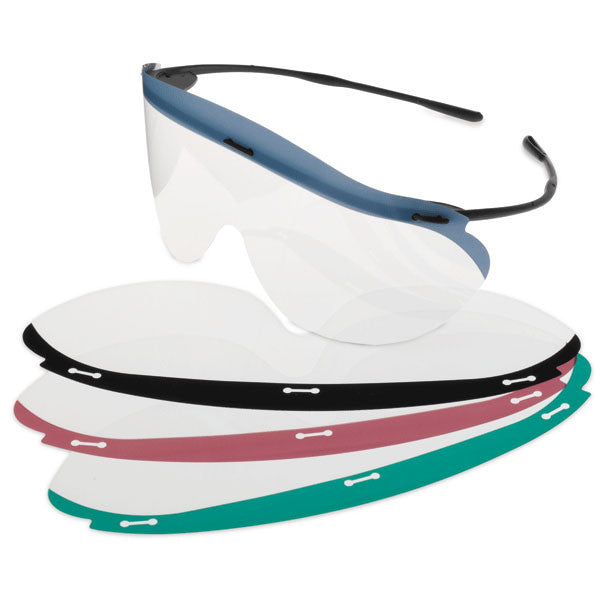 Pre-Assembled Eye Shields - Assorted Lens Colors