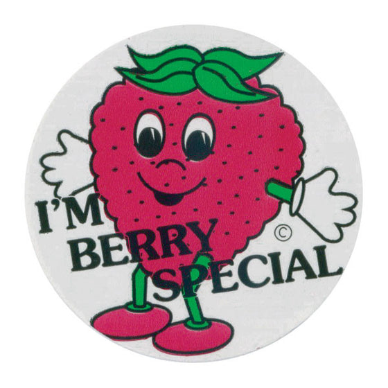I'm Berry Special Pediatric Stickers