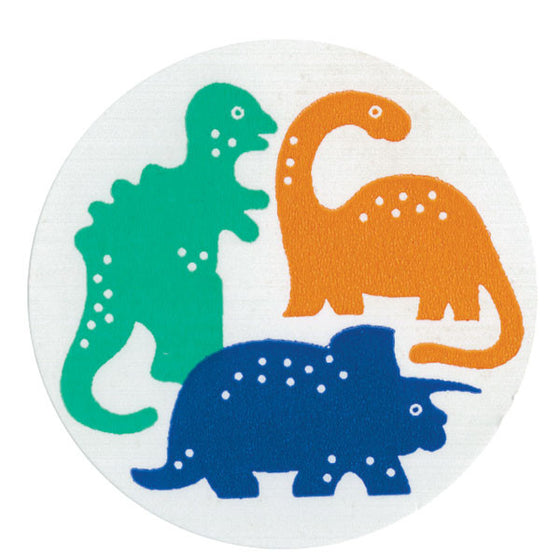 Dinosaurs Pediatric Stickers