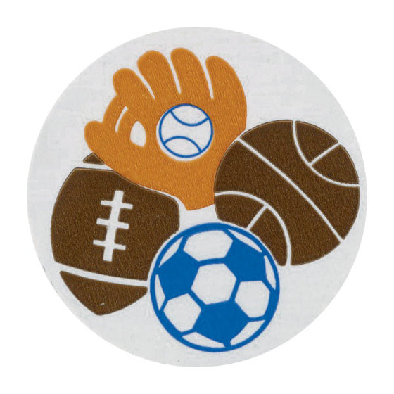 Sports Pediatric Stickers