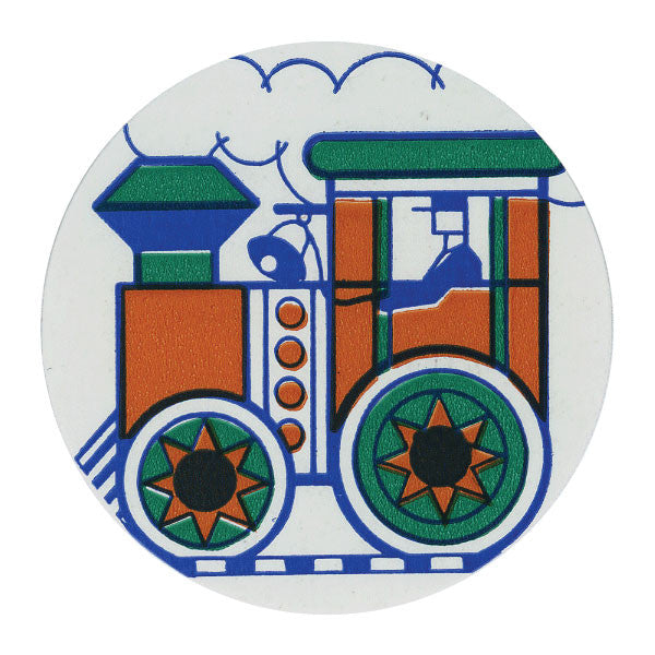 Train Pediatric Stickers