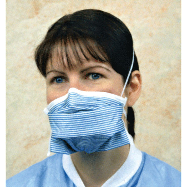 Flat N95 Face Mask - 28-pack