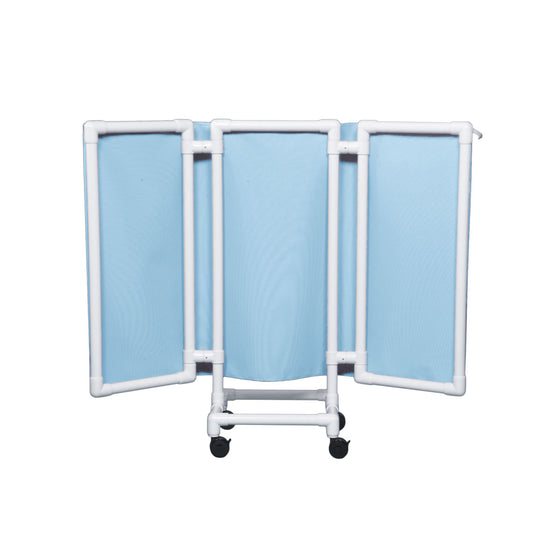 "Wheeled Privacy Screens - 53"" H"