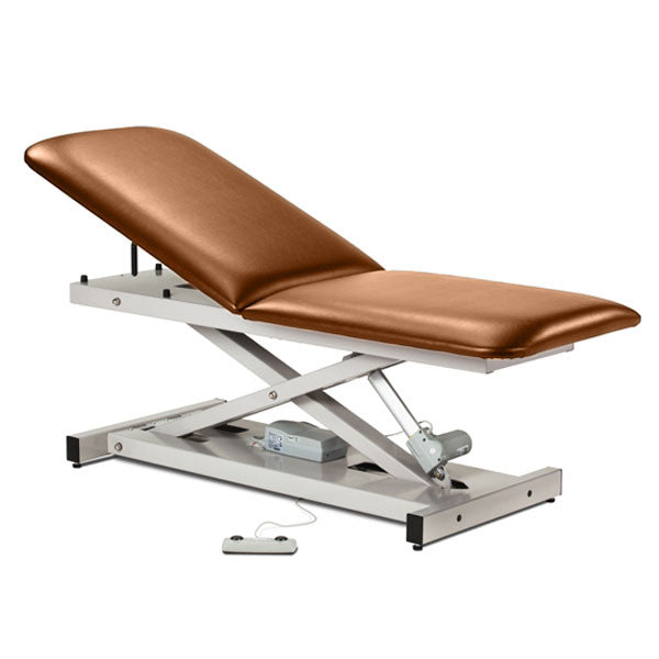 Treatment Exam Table Power Height Adjustable Backrest - Allspice