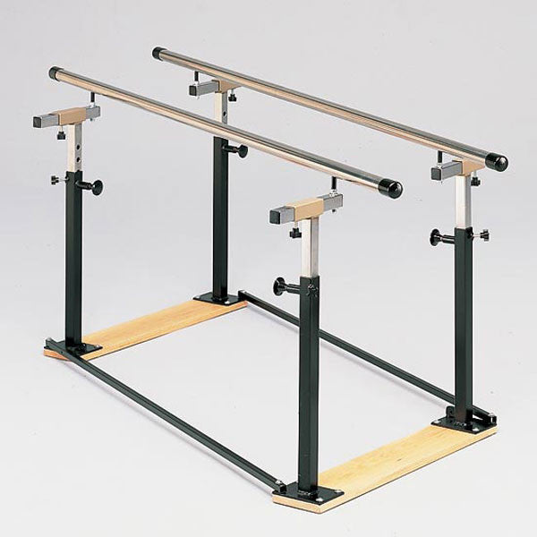 Physical Therapy Folding Parallel Bars - 7'