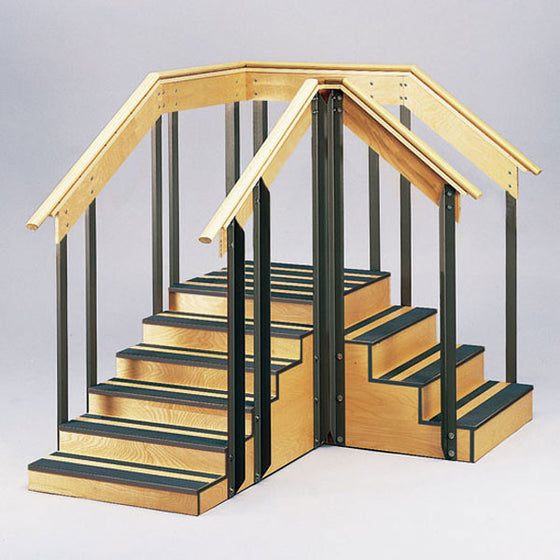 "Convertible Physical Therapy Staircase - 30"" Width"