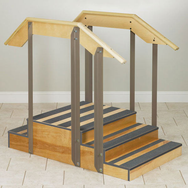 "Small Up/Down Physical Therapy Staircase - 30"" Width"