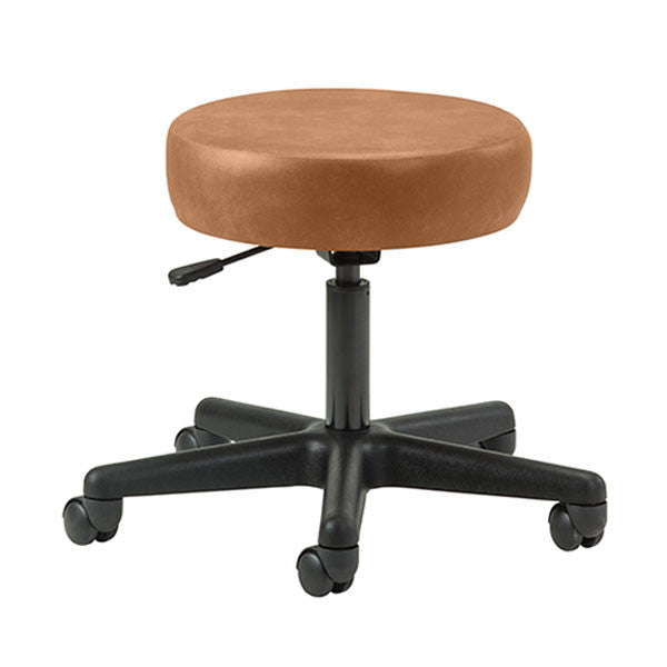 Key Series 5-Leg Pneumatic Stool - Allspice