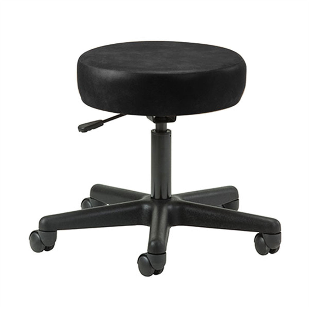 Key Series 5-Leg Pneumatic Stool - Black