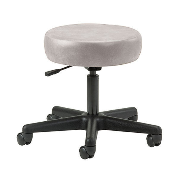 Key Series 5-Leg Pneumatic Stool - Cream